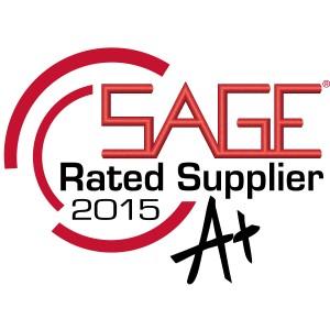 Sage A Plus Badge