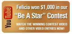 Be A YouTube Star and win $1,000 U.S.