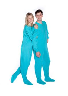 9103f92ec2df Jersey Knit Onesies   Adult Footed Pajamas  Big Feet Onesie Footed ...
