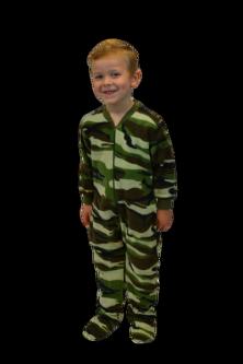 e9dfdd2334a7 Onesie Pajamas for Kids  Big Feet Onesie Footed Pajamas