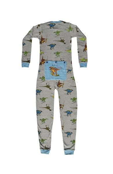 Big Feet Footed Onesie Pajamas