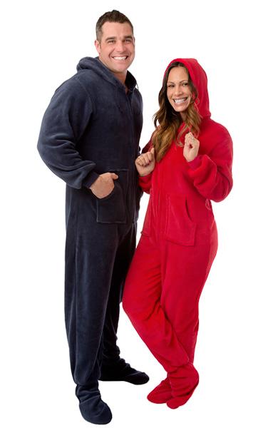 Adult Onesies and Footed Pajamas  Big Feet Onesie Footed Pajamas b92281433