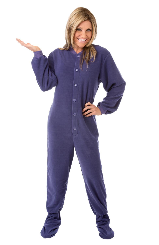 All adult pajamas with feet good