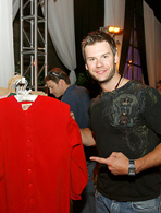 Brad Mates of Emerson Drive's Pajamas