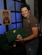 Jay DeMarcus of Rascal Flatts' Pajamas