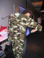 Justin Guarini's Pajamas